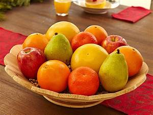 Wooden, Fruit, Bowl, Monthly, Fruit, Club