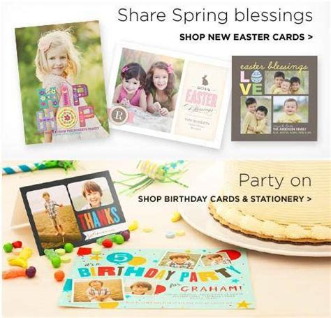 82871 Just Deals Promo Code by Shutterfly Promo Code 10 Free Cards