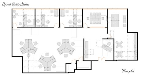 architecture floor plans inspirations architecture office floor plan