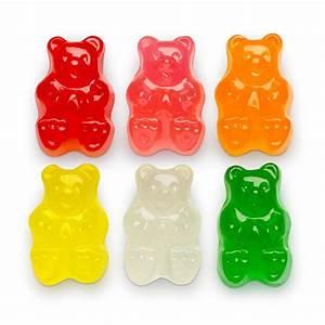 Gummy Bears - Sugar Free Assorted Wild Fruit - 1LB