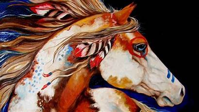 Native American Horse Horses Indian Wild Wallpapers