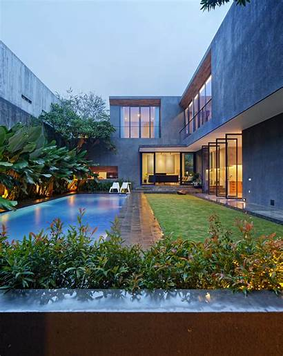 Outside Inside Tamara Wibowo Modern Indonesia Architects