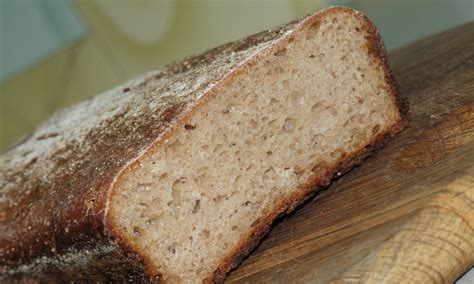 Ierauga kviešu / rudzu maize (bez rauga) - Sievietēm ...