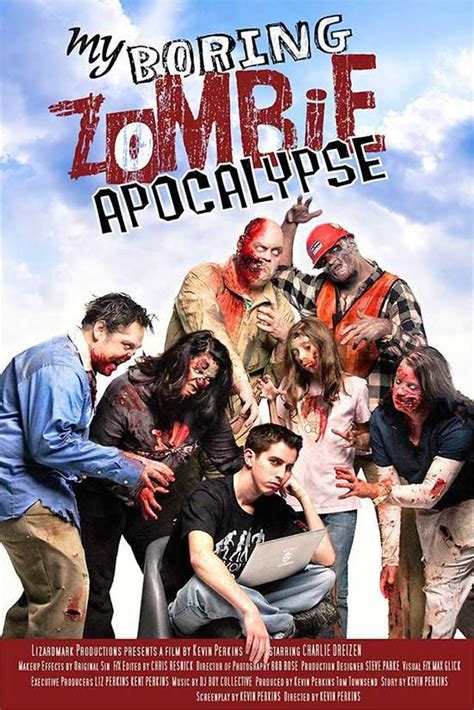 Film Review: My Boring Zombie Apocalypse (short film ...