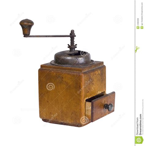 Coffee Grinder Vintage Royalty Free Stock Photos   Image: 24982698