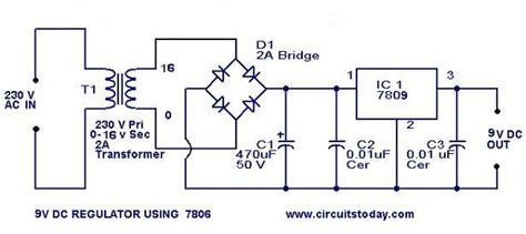 design    regulator    circuit diagram