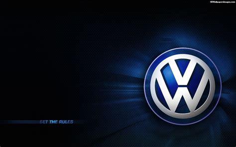 Vw Logo Wallpaper by Volkswagen Logo Wallpapers Wallpaper Cave