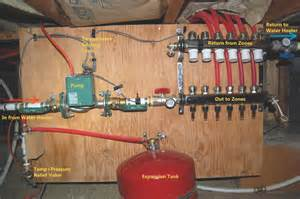 Hydronic Radiant Floor Heating Design by The Radiant Heat Experiment Did It Work