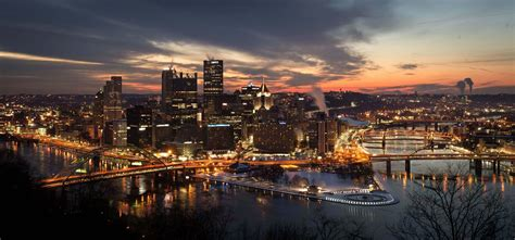 Pittsburgh Skyline Hd Wallpapers  This Wallpaper