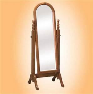 Miroir Sur Pied : miroir sur pied ~ Teatrodelosmanantiales.com Idées de Décoration