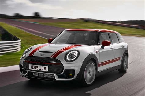 mini jcw clubman jcw countryman revealed