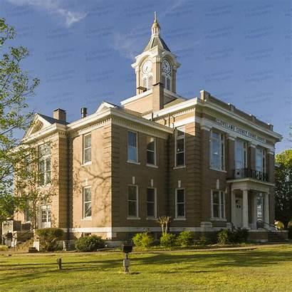 Cleveland County Courthouse Arkansas Rison Capitolshots Courthouses