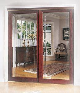 Beveled Mirror Closet Doors by 7 Best Bedroom 2 Images On Mirror Closet Doors
