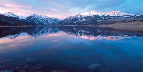 lakes twin mountains coloradoinfo twinlakes