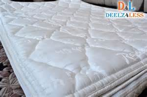 Sleep Number Pillow Top Mattress Cover for Bed