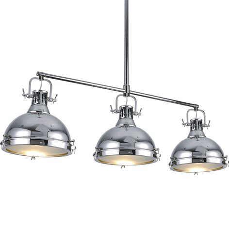4 bulb kitchen light fixture chandelier hanging chrome light fixture ceiling three 7347