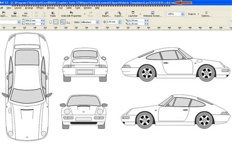 vehicle templates vehicle templates community site general questions coreldraw community coreldraw community