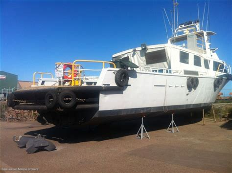 Fishing Boat Charter For Sale by Millman Charter Fishing Vessel Commercial Vessel Boats
