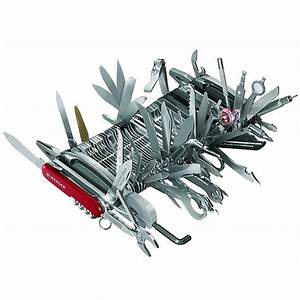 Wenger Giant Swiss Army Knife - Wenger from Outdoor365 UK