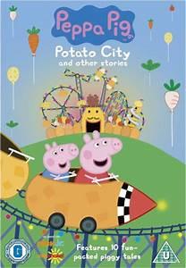 Peppa Pig: Potato City - Volume 14 DVD Zavvi com