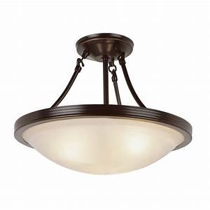 Semi flush mount ceiling lighting in canada for Semi flush mount lighting canada
