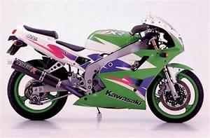 Kawasaki Zxr400  R