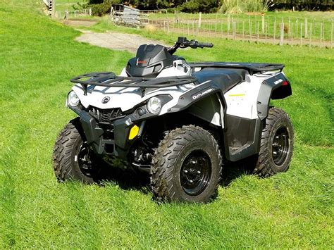 Can-am Outlander 450l Review