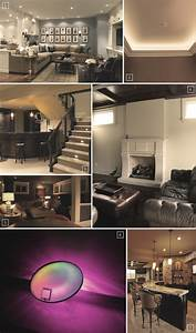 Design Guide  Basement Lighting Ideas And Options