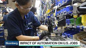 The Rise of Automation's Effect on the U.S. Job Market ...