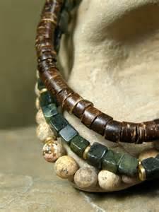 Men Beaded Bracelets Jewelry