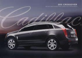 old car owners manuals 2011 cadillac srx parental controls 2011 cadillac srx crossover brochure