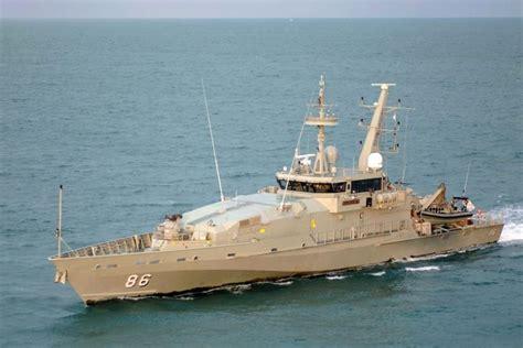 Royal Australian Navy Armidale Class Patrol Boat HMAS ...