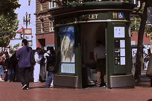 it39s time to raise a stink over public toilets sfgate With self cleaning bathroom san francisco