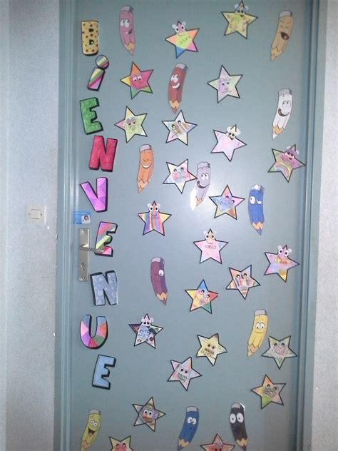 decoration porte de classe maternelle id 233 es pour d 233 corer la classe