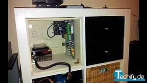 Expedit Tv Regal : ikea case modding unsichtbarer htpc einbau in ikea ~ A.2002-acura-tl-radio.info Haus und Dekorationen