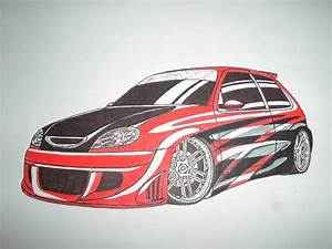 Image Voiture Tuning : comment dessiner une voiture tuning ~ Medecine-chirurgie-esthetiques.com Avis de Voitures