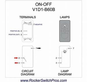 Dpst Rocker Switch Wiring Diagram