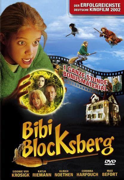 bibi blocksberg kinofilm  dvd auf dvd portofrei bei