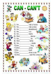 worksheet kindergarten level angielskie
