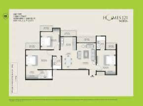 home plans design ajnara homes 121 noida floor plan