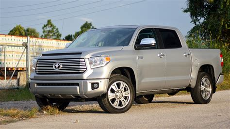 Toyota Tundra Platinum by 2015 Toyota Tundra Platinum Driven Review Top Speed