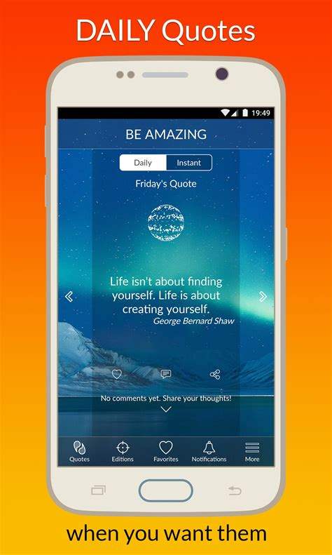 daily motivational quotes app enliven