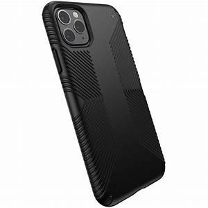Speck Presidio Grip Case For Iphone 11 Pro Max  Black