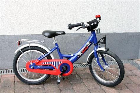 puky fahrrad 16 zoll puky fahrrad 16 zoll alu capt n sharky in darmstadt