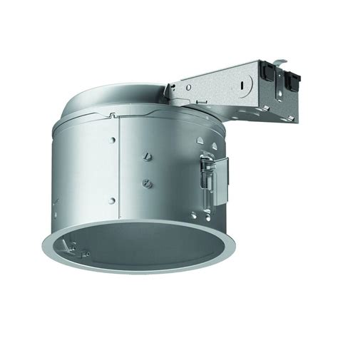 halo shallow can lights halo e26 6 in aluminum recessed lighting housing for