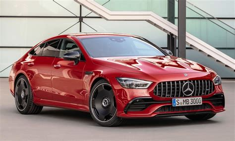 Mercedes Amg 4matic by Mercedes Amg Gt43 4matic 4 Door Coup 233 Expands The Gt Family