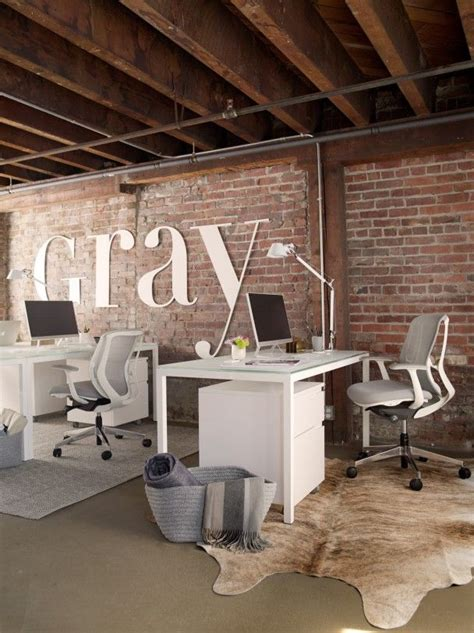 modern rustic office design best 25 industrial office design ideas on pinterest industrial office space glass office and