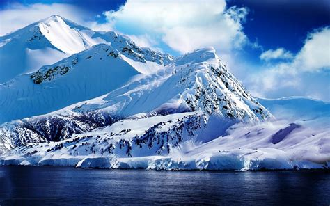 mountain ice hd desktop wallpaper instagram photo