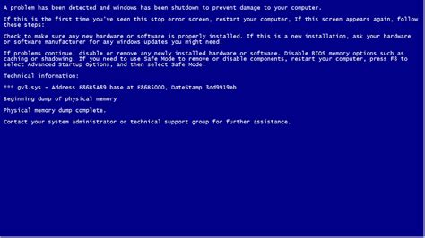 How To Create A Fake BSOD And Play Prank On Your Friends?