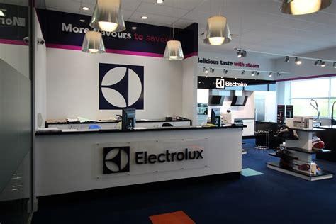 electrolux showroom cgl retail solutions